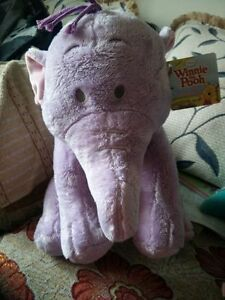 Official-Disney-Winnie-the-Pooh-Heffalump-Lumpy-Elephant-Plush-Toy-30CM-Gift
