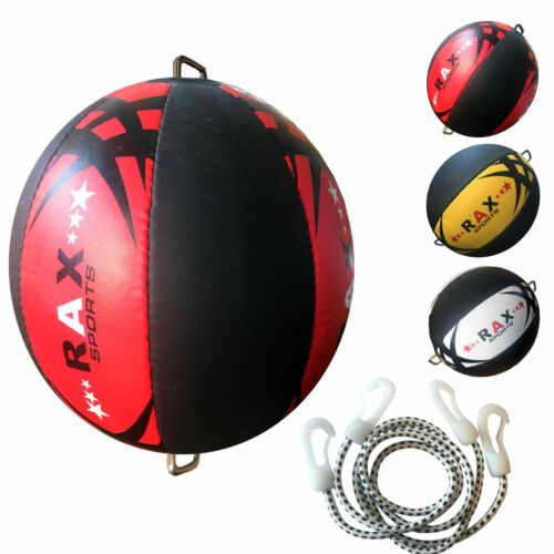 Speedball Double End Dodge Speed Ball MMA Boxing Floor to Ceiling Punch Bag