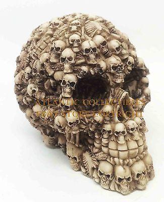 Homo Sapien Skeleton Skull Ghost Lost Souls Halloween Decoration Figurine Statue