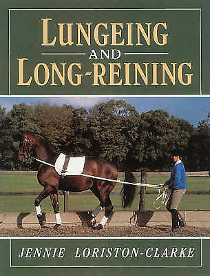 Lungeing and Long-Reining-ExLibrary