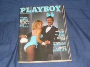 PLAYBOY-MAGAZINE-OCTOBER-1979-BURT-REYNOLDS-COVER-amp-INTERVIEW-BEAR-BRYANT