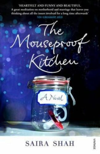 1 of 1 - Saira Shah - The Mouseproof Kitchen - Paperback - NEW