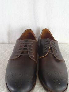Robert Wayne Mens Utah Derby Dress Oxfords Shoes