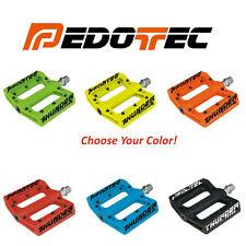 For MTB Pedotec Thunder 225 CNC AL Platform Pedale ultra light BMX DH PEDAL