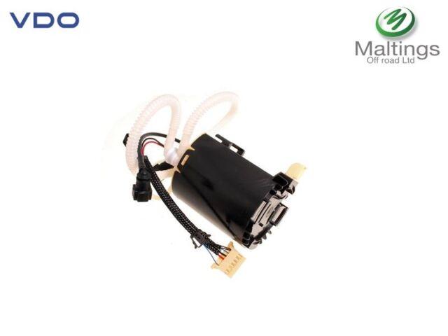 range rover sport tdv6 in tank fuel pump 3.0l tdv6 fuel sender unit lr042717 vdo
