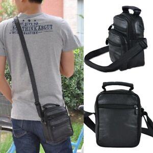 Stylish Men Single Shoulder Bag Messenger Bag Backpack Tote Travel Pack NICE