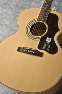Epiphone-EJ-200-Artist-Acoustic-Guitar-Natural-NA-from-Japan-F-S-EMS-maple