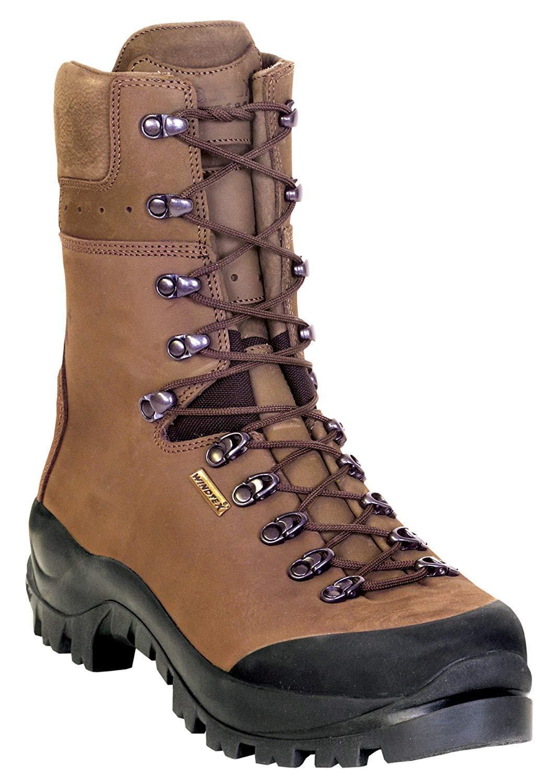 Kenetrek KE-425-GNI guía de montaña hombre botas Para Excursionismo NI Cuero Montañismo