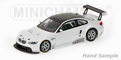 Minichamps - 2009 BMW M3 GT2 (E92) (E92) (E92) - White - 1 43 NEW d66a98