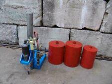 Drillco Pneumatic Core Drill Rig Bore With Bits Works Fine