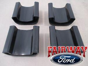 99 Thru 16 Super Duty Oem Ford Rear Leaf Spring Insulator
