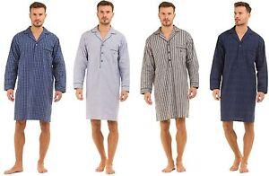 2f3853506 La foto se está cargando Haigman-Pijama-ligero-para-hombre -Popelina-100-Algodon-