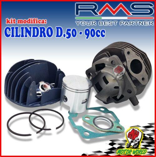 CILINDRO GRUPPO TERMICO 90cc D.50 RMS 100080271 PIAGGIO APE 50 90 FL CROSS FL2