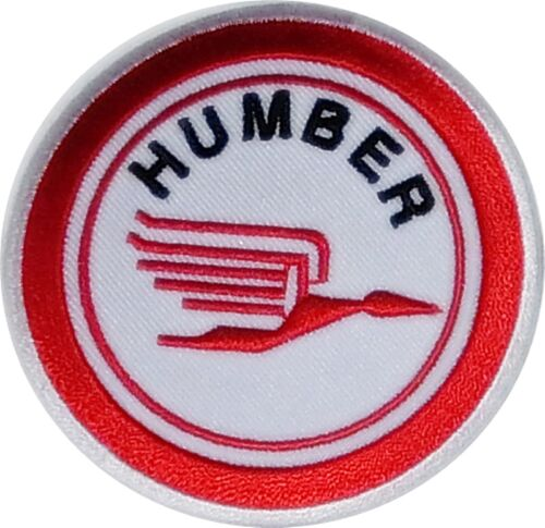 ff Humber iron on//sew on cloth patch