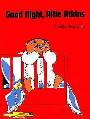 (Good)-Good Night, Alfie Atkins (Hardcover)-Bergstrom, Gunilla-9129661544