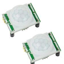 5pcs IR Pyroelectric Infrared PIR Motion Sensor Detector Module Hc-sr501