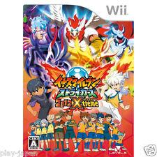 New Nintendo Wii Inazuma Eleven Strikers 2012 Xtreme Japan import