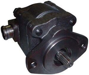 85700189 New Hydraulic Pump made to fit Ford 340-A 340B 445-A 450 540A 540B + E6NN600CA