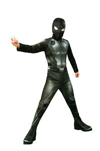 Rubies Spider Man Far From Home Stealth Suit Kids Child Halloween Costume 700612