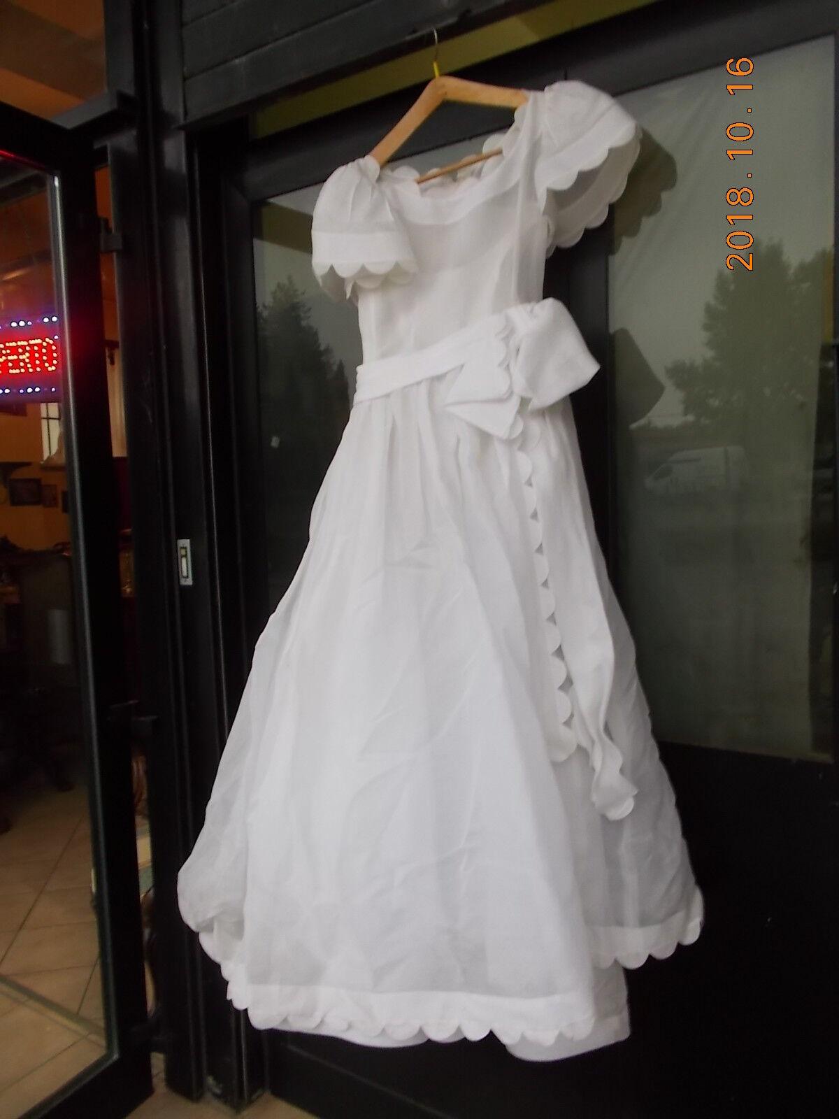Vestiti Da Sposa Primi 900.Antico Vestito Da Sposa Abito Raro Primi 900 Ebay