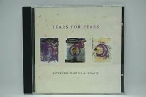 Tears For Fears : Saturnine Martial & Lunatic (B Sides & Rarities) CD Album RARE