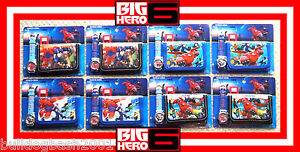 BIG-HERO-6-WALLET-WATCH-BAYMAX-HIRO-HONEY-TADASHI-YOKAI-UK-SELLER-IN-STOCK