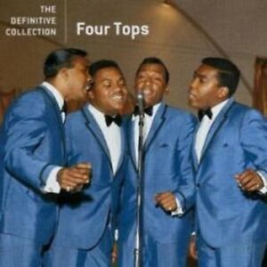 Four-Tops-The-Definitive-Collection-NEW-CD