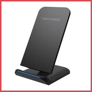 Wireless-Charger-Ladestation-Qi-Induktiv-Ladegeraet-Samsung-Galaxy-Edge-Iphone-X