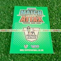 10/11 LIMITED EDITION HUNDRED CLUB CARD TOPPS MATCH ATTAX 2010 2011 LTD 100