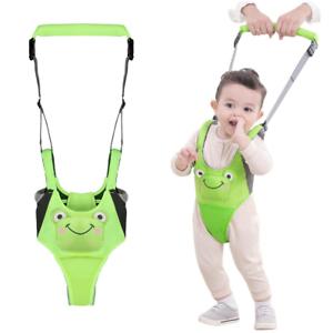 WYT Toddler Safety Walking Reins Harness Belt Adjustable Strap Walk Frog