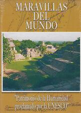 DVD - Maravillas Del Mundo NEW The World Heritage 4 Disc Set FAST SHIPPING !