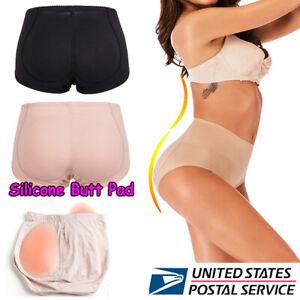 d04f70fb4e0 Hip Up Silicone Pads Lift Butt Enhancer Panties Undies Buttocks ...
