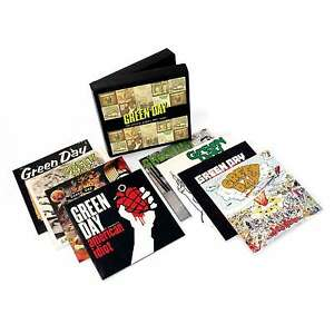 Green-Day-STUDIO-ALBUMS-1990-2009-Limited-Edition-Box-Set-8-ALBUMS-New-8-CD
