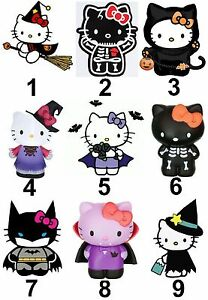 Hello Kitty Halloween Design Large Sticky White Paper Stickers Labels NEW - chatham, Kent, United Kingdom - Returns accepted Most purchases from business sellers are protected by the Consumer Contract Regulations 2013 which give you the right to cancel the purchase within 14 days after the day you receive the item. Find out more  - chatham, Kent, United Kingdom