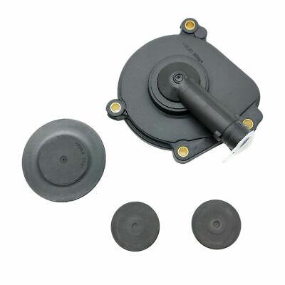 Camshaft Cap Plug Kit Fit for 06-15 Mercedes-Benz Engine Oil Separator Cover