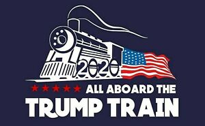5-Pcs-Donald-Trump-Bumper-Sticker-2020-All-Aboard-The-Trump-Train
