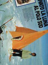 SP23 Clipping-Ritaglio 1984 Ursula Marvin Ho trovato la Luna al Polo Sud