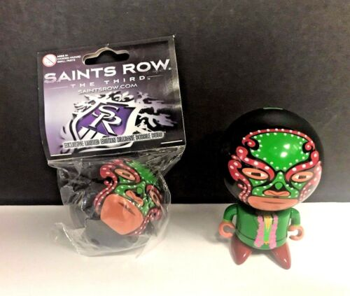 Killbane SAINTS ROW The Third Exclusive Limited Edition Bobble Budds