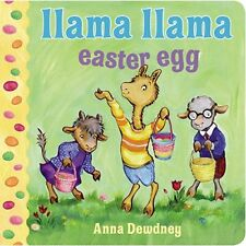 Llama Llama: Llama Llama Easter Egg by Anna Dewdney (2015, Board Book)
