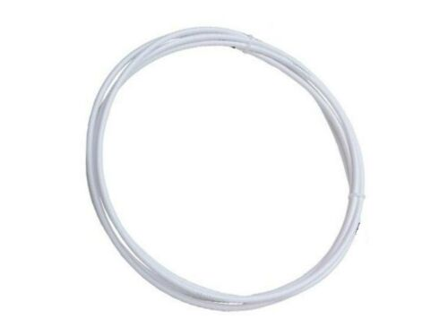 SRAM Pitstop White Derailleur Cable Housing 2m 2000mm Gear Outer 4mm