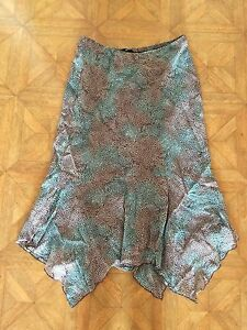 Ladies-stunning-BRAND-NEW-leopard-print-skirt-size-12
