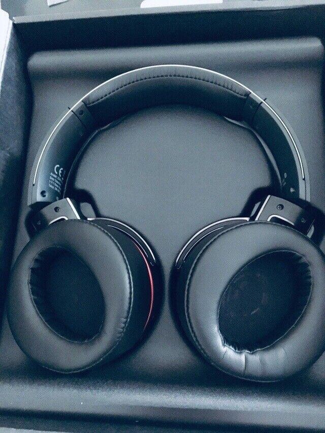headset hovedtelefoner, Sony, Mdr-xb950bt