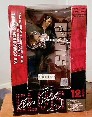 McFarlane Toys Elvis Presley 2 50th Anniversaire ACTION FIGURE NEW IN BOX