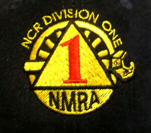 Image is loading NATIONAL-MODEL-RAILROAD-ASSOCIATION-baseball-hat -NMRA-embroidery- 3c815553e91
