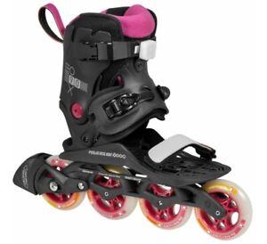 POWERSLIDE DOOP INLINE-SKATES  Purple Dusk 90