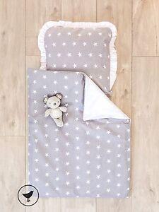 Kinderwagenset Baby Garnitur für Kinderwagen Kissen Decke Bettwäsche LOOLAY