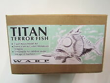 Stingray Titan Terror Fish -  Warp Resin Kit