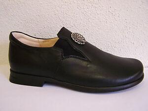 81003 Slipper Modell Schuh Auch Pensa Oktoberfest Schwarzer Think Für gfSBqwUxU