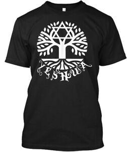 Yeshua-Hanes-Tagless-Tee-T-Shirt