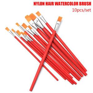 Tip-Acrylic-Gouache-Paint-Brushes-Oil-Painting-Brush-Set-Nylon-Hair